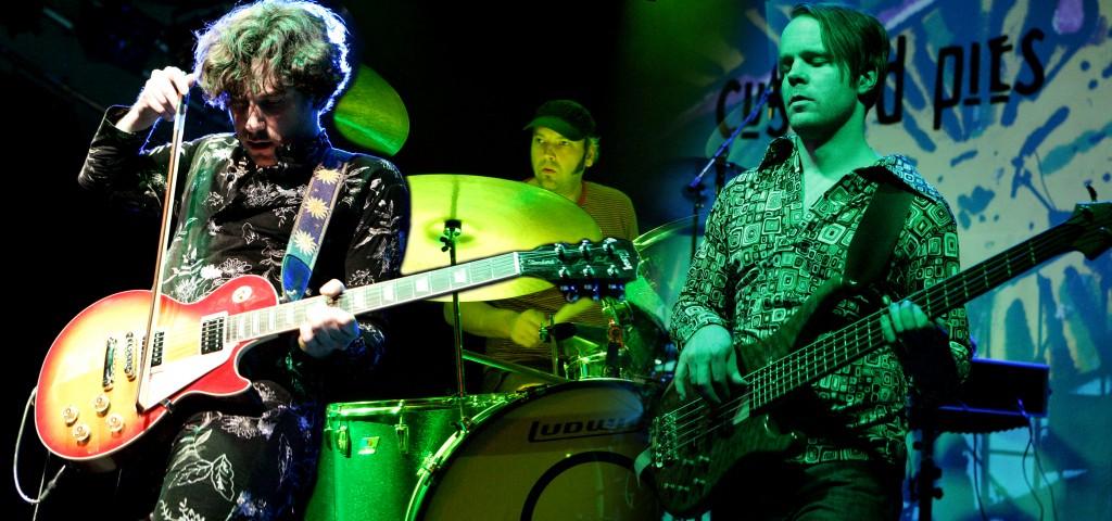 Custard Pies sind DAS Led Zeppelin Trio!