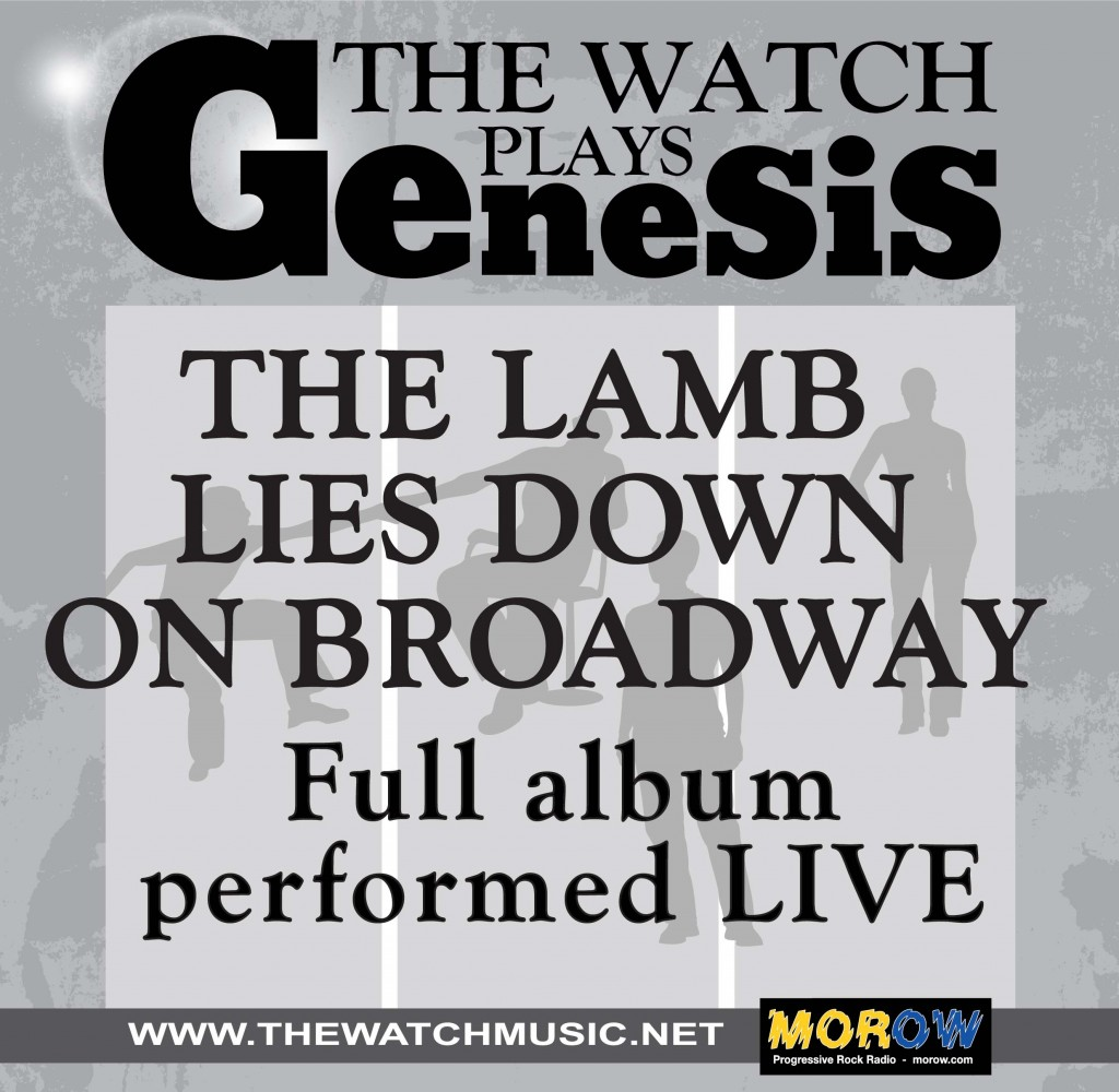 "The Watch performen Genesis` ""The lamb lies down on broaday"""