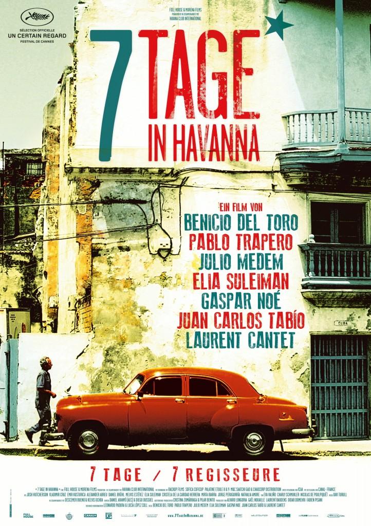 """Fernweh präsentiert: Picknickwiese Open Air Kino: """"7 Tage in Havanna"""""""