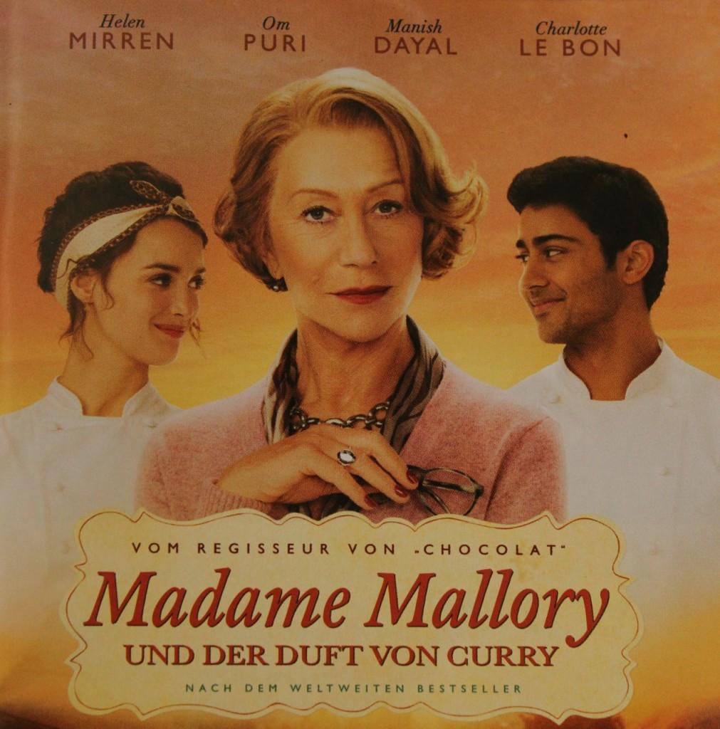 """Fernweh präsentiert: Open Air Kino: """"Madame Mallory und der Duft von Curry"""""""
