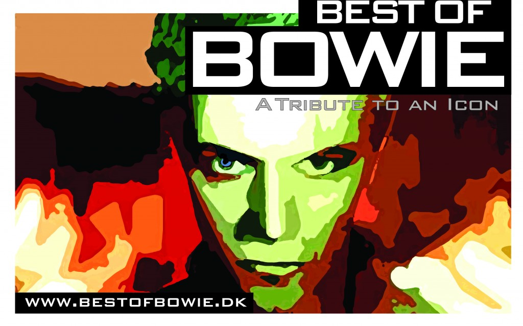 Best Of Bowie aus Kopenhagen