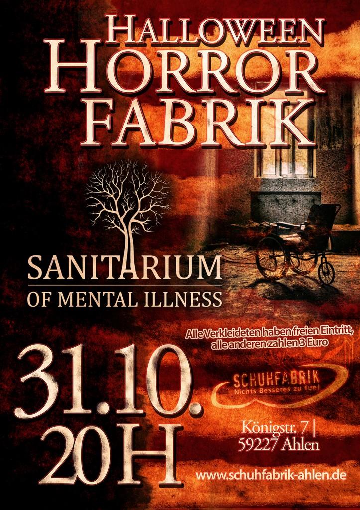 Halloween Horror Fabrik 6