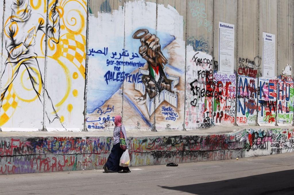 Informationsabend Palästina mit Prof. Rüdiger Robert und Ursula Mindermann