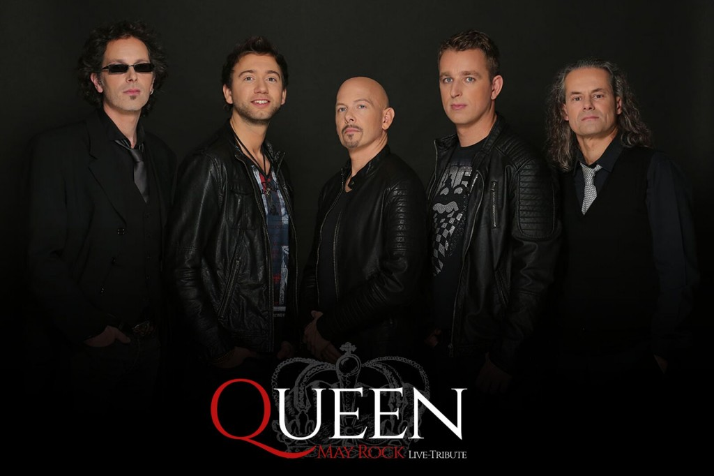 Queen May Rock will rock you!