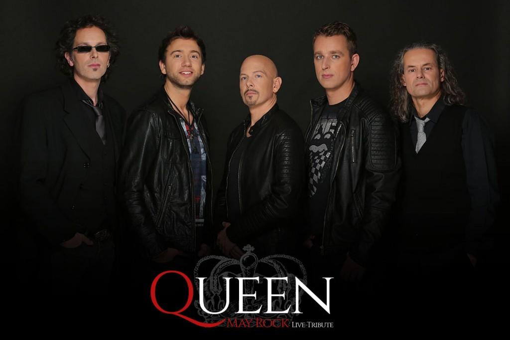 Queen May Rock will rock you!