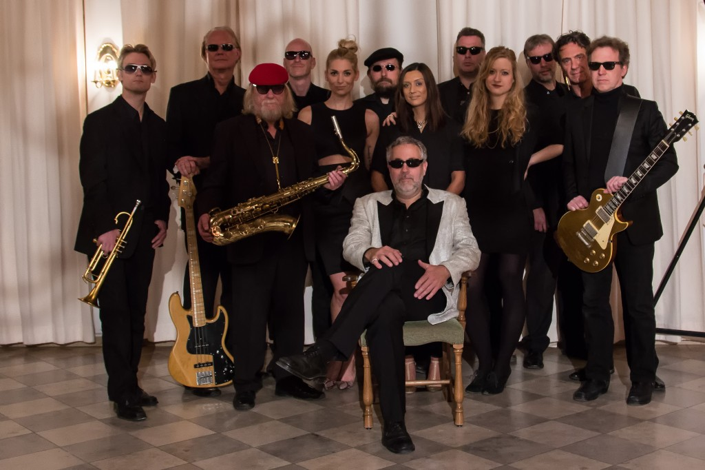 Mr. Big Fat Moose & The Soulfamily feiert 30 Jähriges