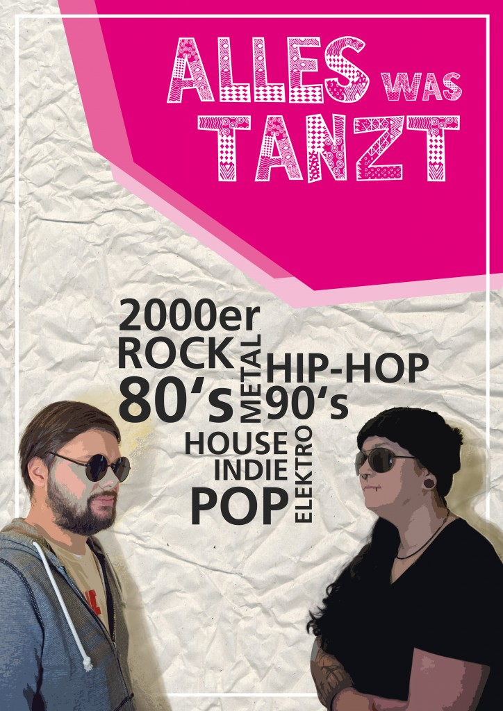 """Alles was tanzt!"" Party mit DJane Julle & DJ Marvin"