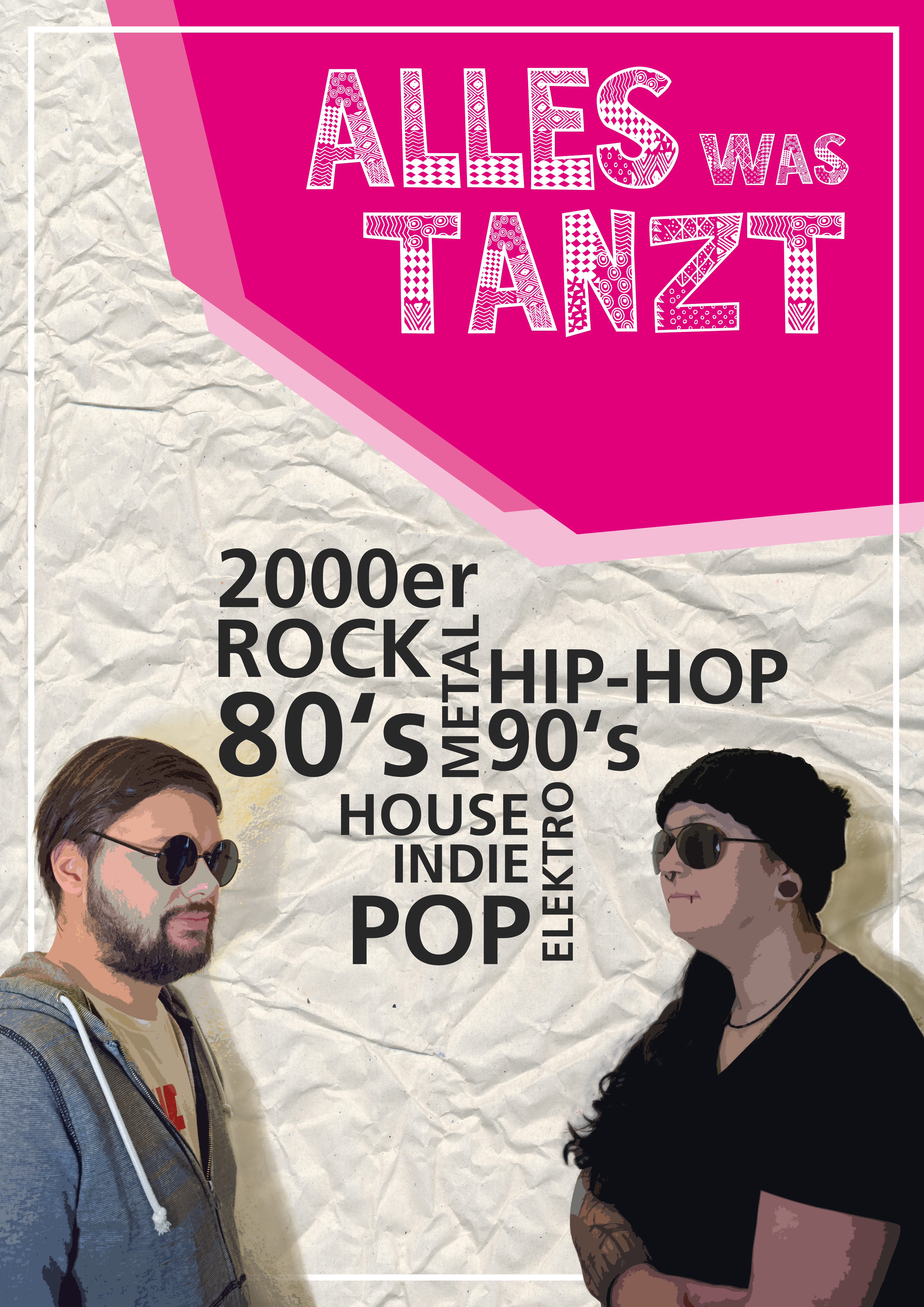 """""""Alles was tanzt"""" Party mit DJ Julle & Marvin!"""