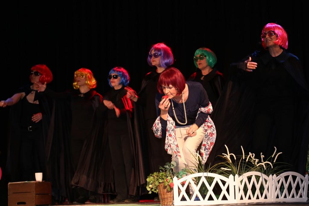 Fällt aus!! Die Frauentheatergruppe Bloodymary