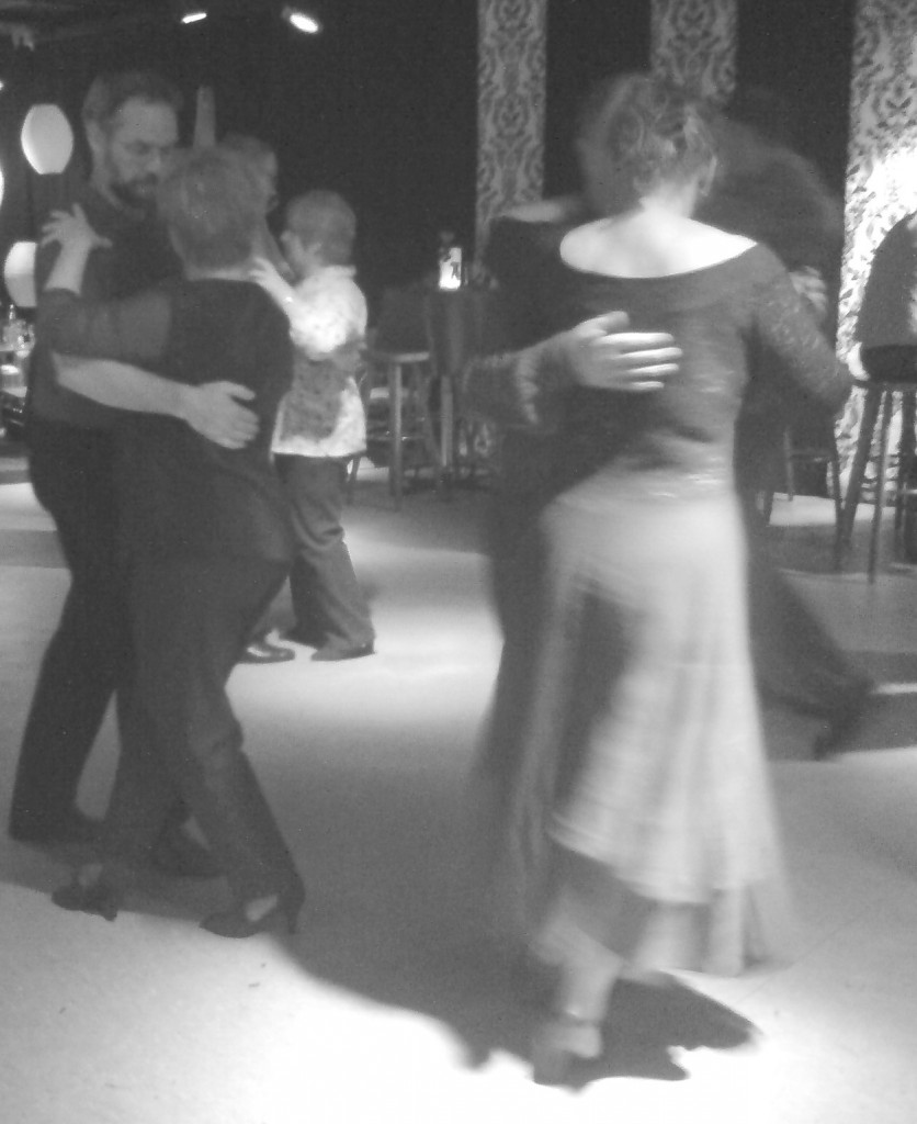 Tango Tanz in der Schuhfabrik!
