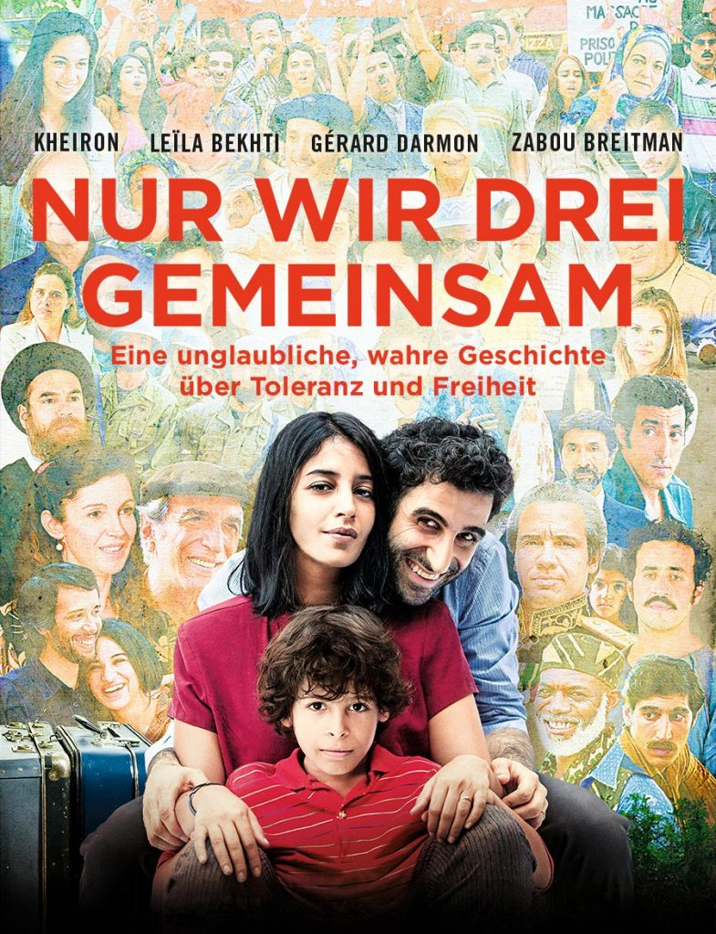"""Fernweh präsentiert: """"Nur wir drei gemeinsam"""" im Fernweh Open-Air Kino"""