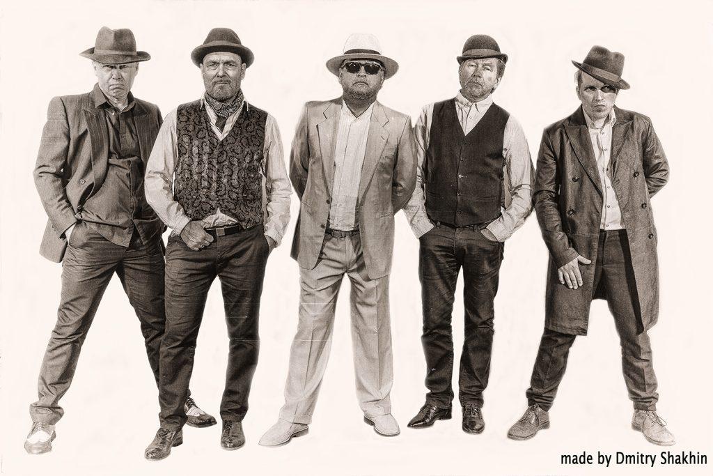 Fernweh präsentiert: Hop Stop Banda (Russland, Chile, Deutschland)