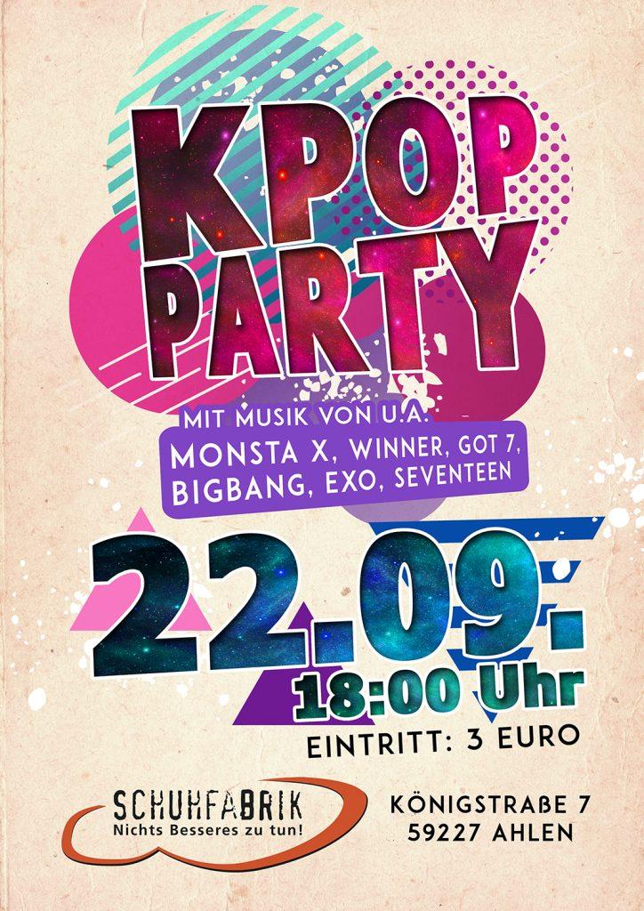 K-Pop Party!