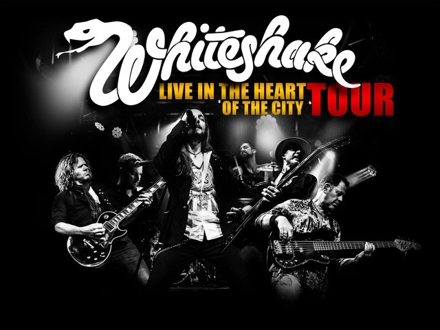Whiteshake – Live … in the heart of the city!