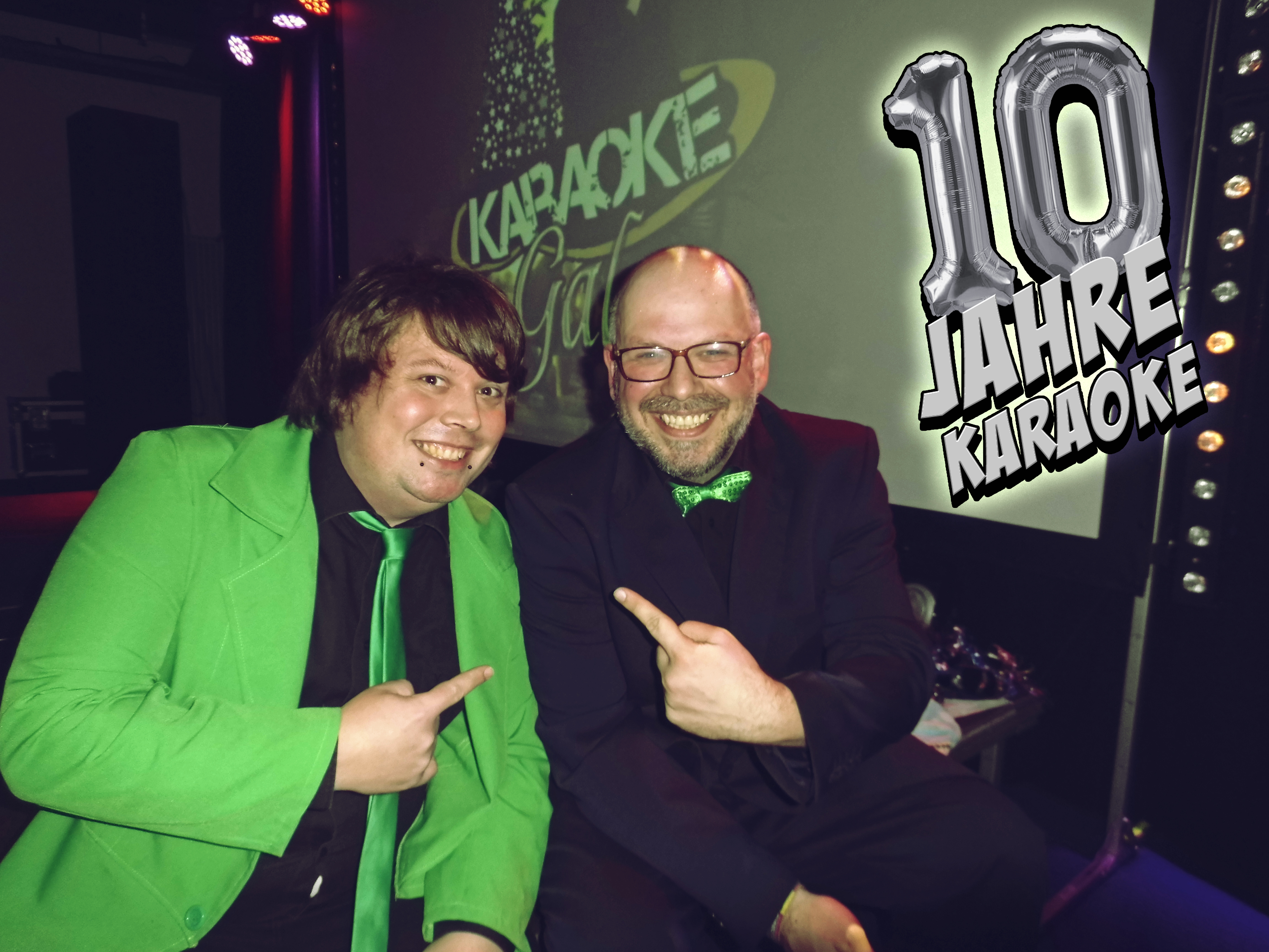Karaoke-Jubiläums-Gala mit den Höckelmännern!