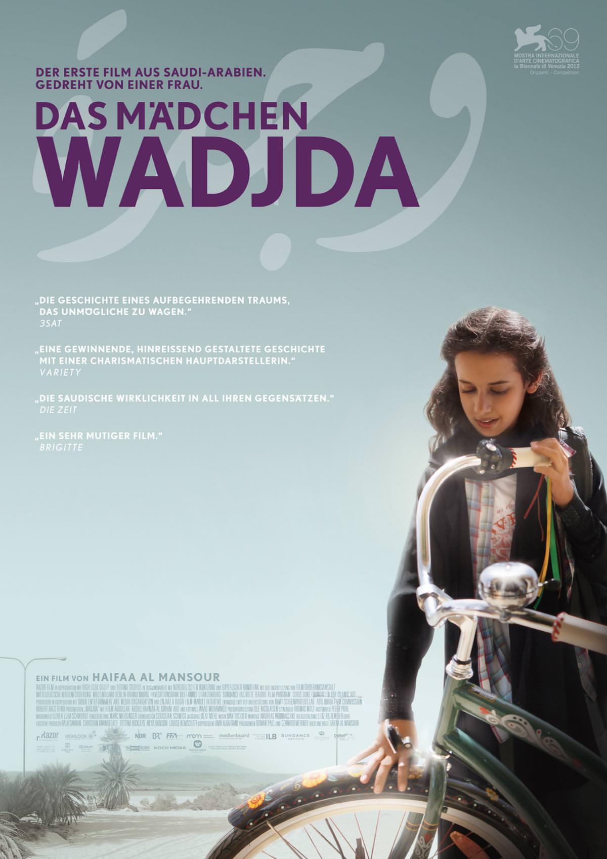 """""""Das Mädchen Wadjda"""" bei Nazanins Weltenkino"""