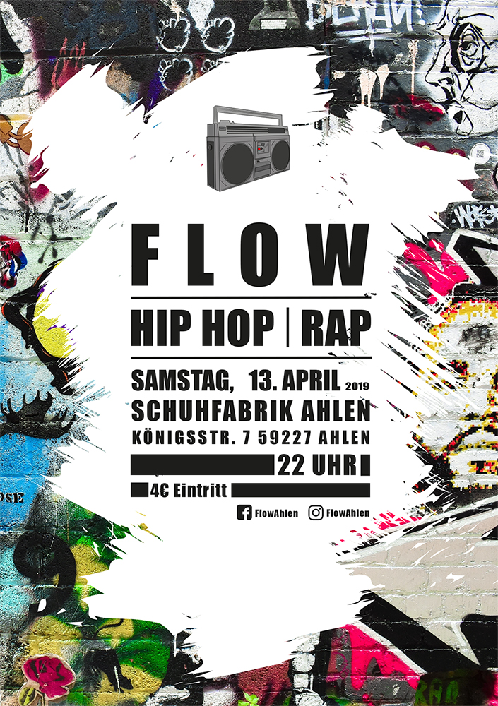 FLowAhlen – HipHop & Rap Party