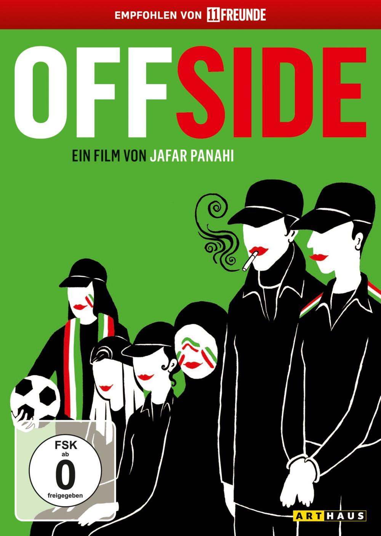 """""""Offside"""" in Nazanins Weltenkino!"""