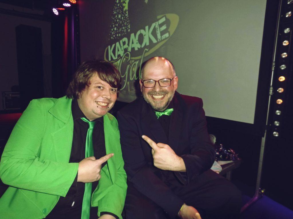 Karaoke Gala mit den Höckelmännern!