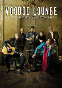 Voodoo Lounge mit Rolling Stones Tribute!
