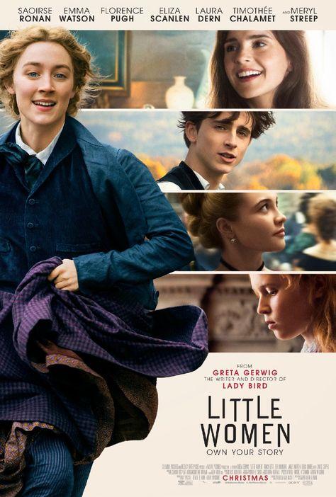 """""""Little women"""" beim Open-Air Kino"""