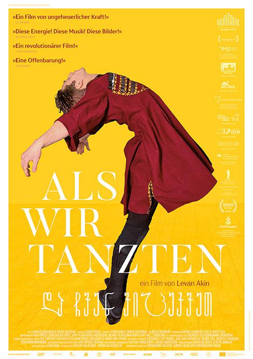 """""""Als wir tanzten"""" im Open-Air Kino!"""