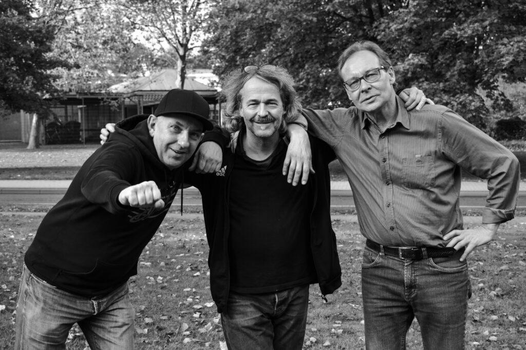 Das Konzert wird verschoben: Fragile Times (Jazz mit Flint Gonsior, Matthias Scheffel, Michael Voss) beim Kulturherbst!