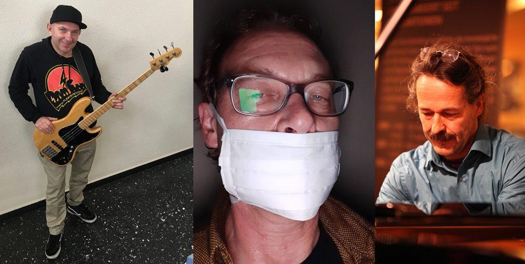 Fragile Times (Jazz mit Flint Gonsior, Matthias Scheffel, Michael Voss) beim Kulturherbst!