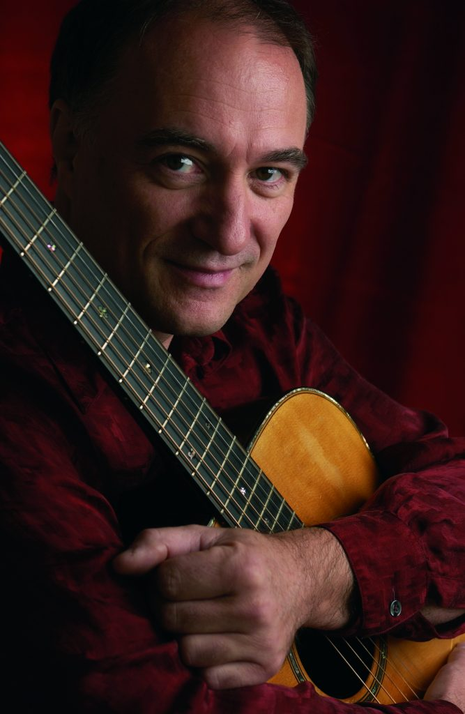 Gitarrenvirtuose Peter Finger beim Kulturherbst!