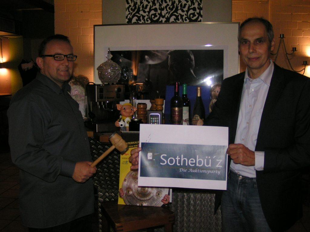 """""""SotheBÜZ""""! Sachspenden können ab dem 15.11. abgegeben werden."""