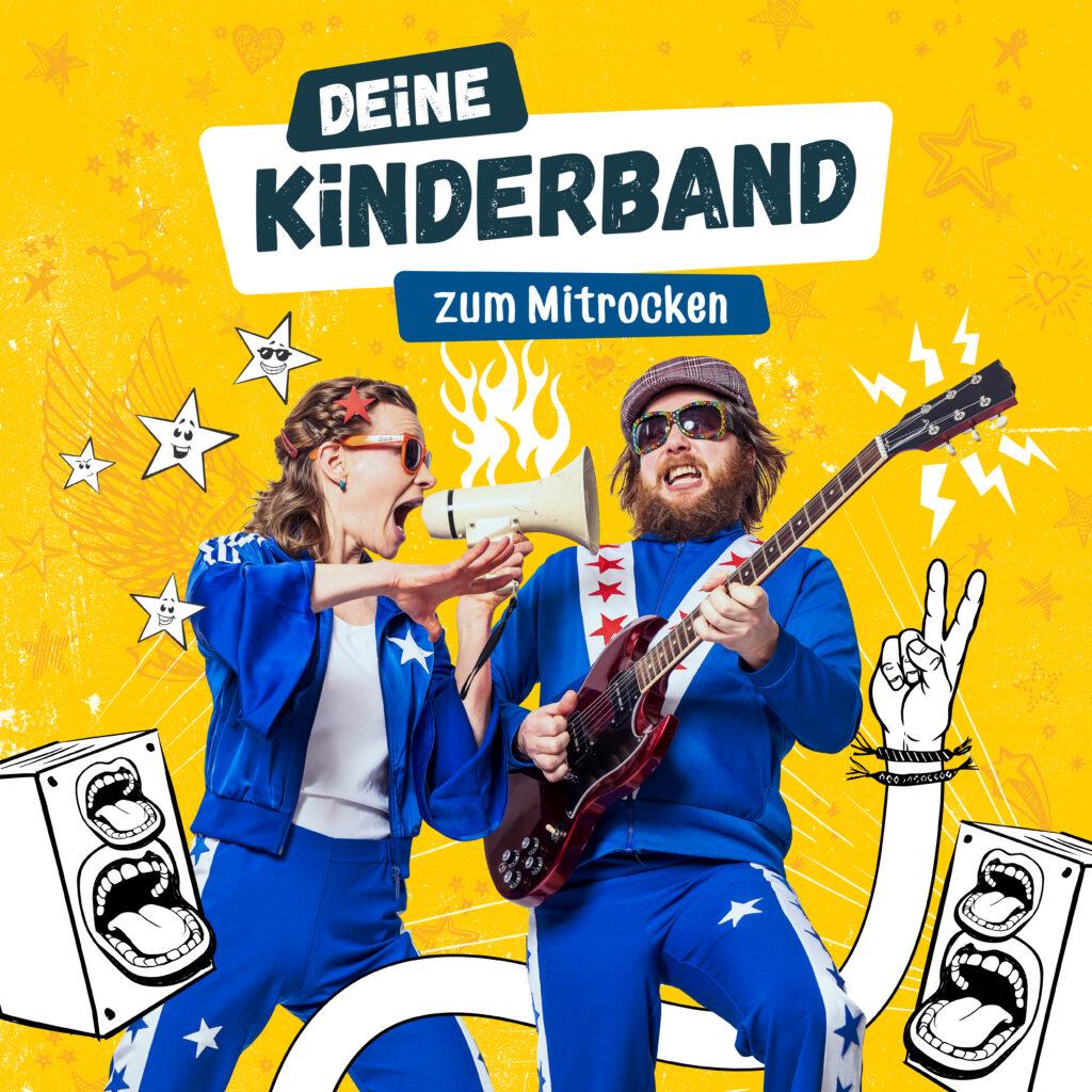 Pia & Nino – Deine Kinderband beim Schuhfabrik-Kultursommer!