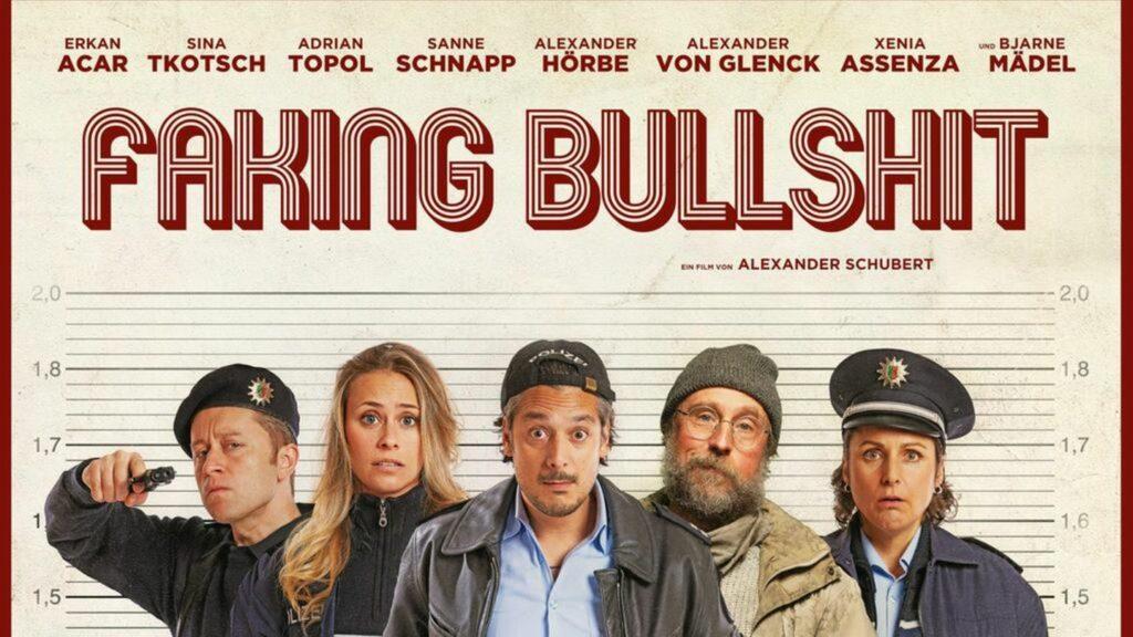 Open-Air Kino: Faking Bullshit