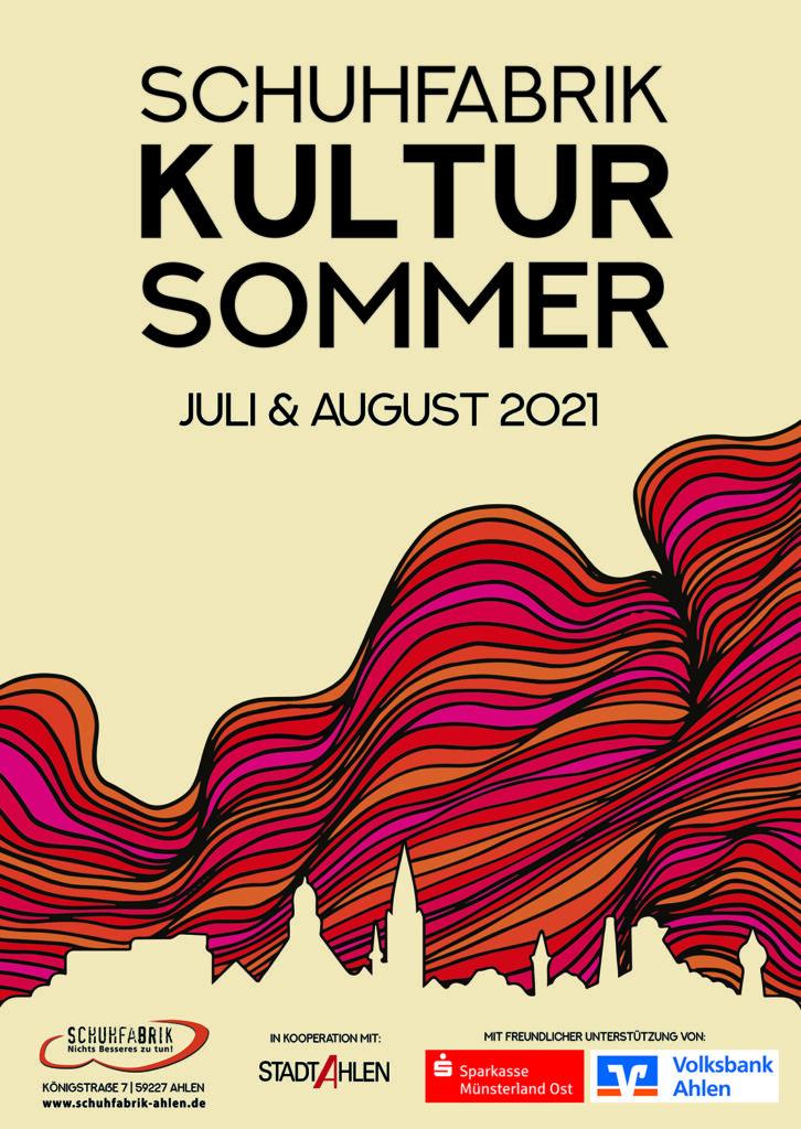 Schuhfabrik Kultursommer 2021!
